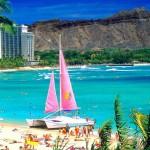 高画質なハワイの風景 iPhone6 Plus用壁紙 16枚